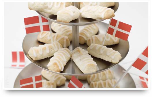 Deens amandelgebak